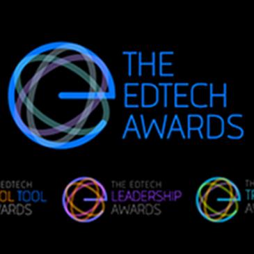 EDTECH LEADERSHIP AWARD FINALIST 2019
