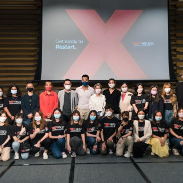 TEDxHSUHK 2021 successfully REstarted!